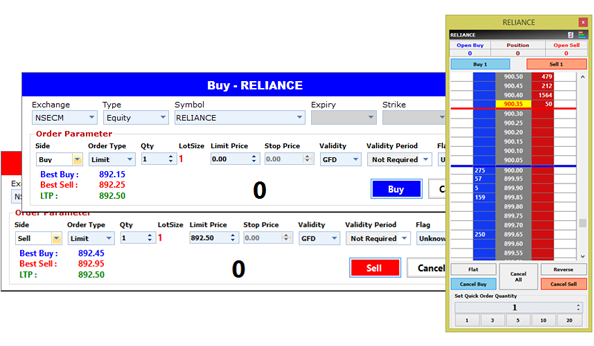 how to build an automated trading system in excel